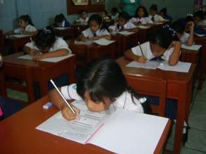 Lambayeque: ocho mil alumnos empezaron clases con retraso
