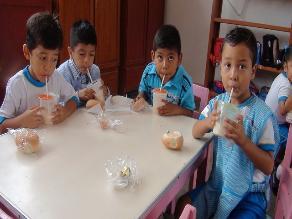 Chiclayo: Qali Warma empezó a repartir 17 mil desayunos escolares