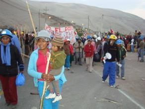 Arequipa: Mineros artesanales participarán en marcha tras intervenciones