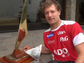 Odesur 2014: Alexander Zimmermann suma bronce para el Perú en vela