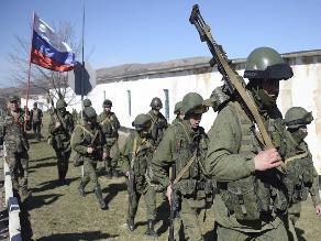 EEUU convoca a G7 y advierte contra incursiones rusas en Ucrania