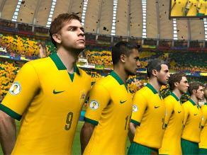 Brasil 2014, este es el nuevo tráiler del videojuego