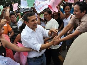 Humala sobre voto de confianza: Felizmente al final primó la cordura