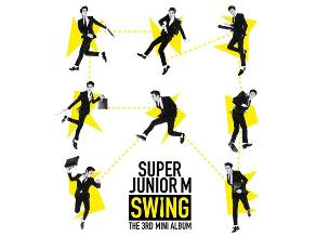 ´Swing´: Super Junior-M lanza teaser para tercer mini álbum