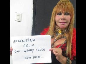 La tigresa del Oriente y Wendy Sulca realizarán gira por Argentina