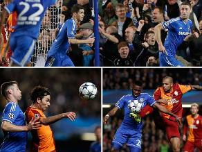 Revive la clasificación de Chelsea ante Galatasaray por Champions League
