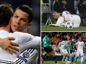 Reviva el pase de Real Madrid a los cuartos de final de la Champions League