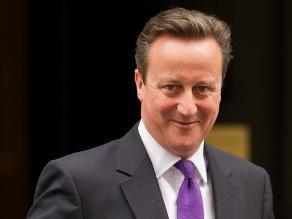 Cameron: El G7 debatirá la expulsión de Rusia en la cumbre de La Haya