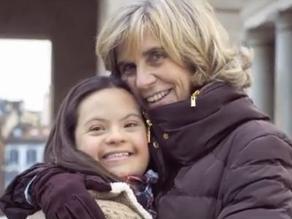 Lanzan emotiva campaña contra el miedo al Síndrome de Down
