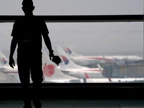 Datos militares de EEUU son hallados en casa de piloto de avión malasio