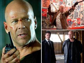 Repasa las mejores películas de Bruce Willis en su onomástico