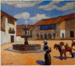 Cajabamba rinde homenaje a su hijo ilustre José Sabogal
