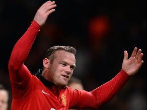 Wayne Rooney: Le debíamos a los hinchas del Manchester un triunfo así