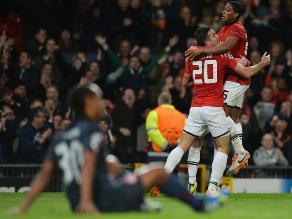 Revive la clasificación del Manchester United en Champions League