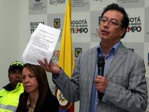 Santos rechaza medidas cautelares de CIDH y destituye al alcalde de Bogotá