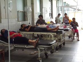 Cusco: aumentan a 114 los casos de dengue autóctono en Quillabamba