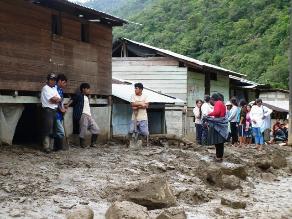 Áncash: escasez de alimentos en Ticllos por huaicos