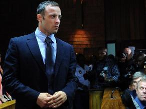 Pistorius vende la casa donde mató a su novia para poder pagar a sus abogados