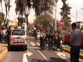 Arequipa: Identifican a persona que alertó de falsa amenaza de bomba