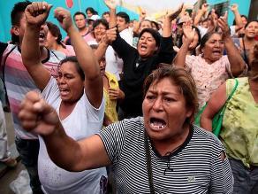 Poder Judicial declara improcedente revisión judicial en caso ex mercado La Parada