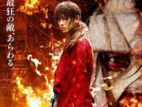 Revelan teaser tráiler de la nueva película de Samurái X