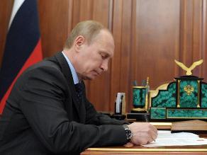 Rusia anuncia sanciones contra nueve políticos de EEUU