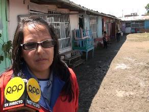 Huancayo: 300 niños estudian en lodazales por infraestructura incompleta