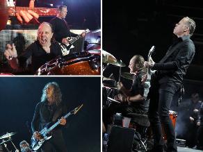Así vivió Metallica sus conciertos en el extranjero