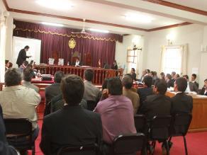 Ayacucho: dictan orden de captura contra consejero regional