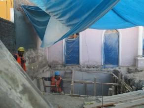 Arequipa: hallan restos arqueológicos en casa de MVLl