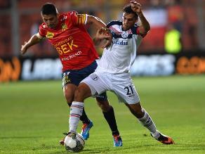 Copa Libertadores: Unión Española gana 1-0 a San Lorenzo en Santa Laura