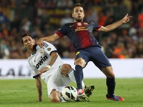 Real Madrid-Barcelona: Resultados de los últimos diez duelos en el Bernabéu