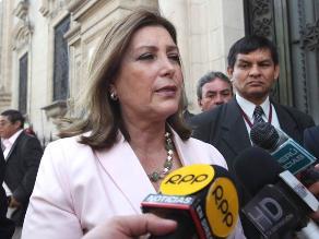 Enviarán acta de coordenadas marítimas de Perú y Chile a La Haya