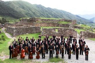 La Orquesta Sinfónica del Cusco