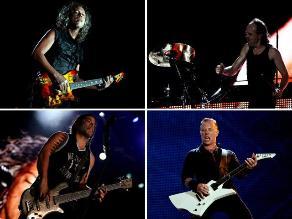 Noche de thrash metal en Lima: Metallica se reencontró con sus fans
