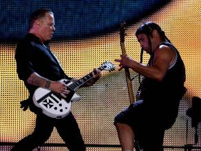 Metallica en Lima: video y crónica