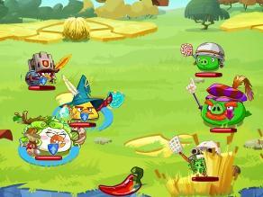 Angry Birds Epic, nuevo videojuego de Rovio para móviles