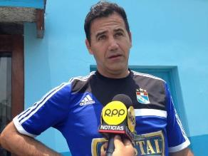 Sporting Cristal: DT Ahmed palpita el duelo ante Juan Aurich
