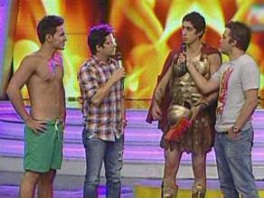 Combate: Bruno y Andrés, los nuevos integrantes del reality