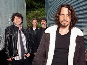 Soundgarden presenta clásico disco en Lima