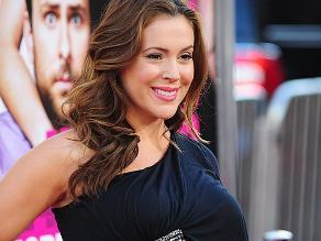 ¿Alyssa Milano embarazada nuevamente?