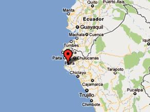 Reportan temblor de 4.7 grados en Sechura