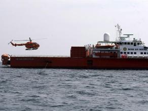 EEUU lleva gastados US$ 2,5 millones en búsqueda del avión malasio