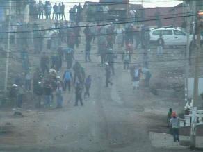 Arequipa: primera víctima mortal por protesta de mineros artesanales