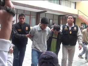 Cusco: detienen a asaltantes colombianos que robaban a turistas