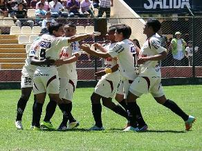 León de Huánuco goleó de local 3-0 a Inti Gas por el Torneo del Inca
