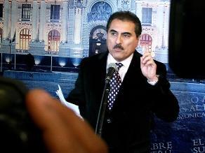 Comisión de Ética verá caso de legislador Gagó el próximo 14 de abril