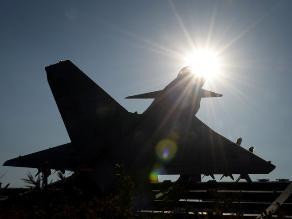 Turquía derriba avión militar sirio al acercarse a su frontera