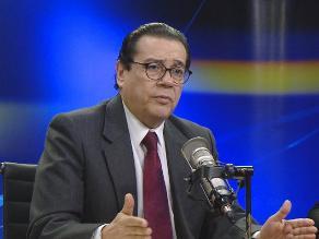 Mendoza espera que fallo a favor de terroristas sea revocado