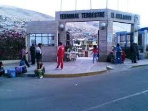 Tacna: pasajeros varados en terminal por paro de mineros